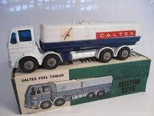 Milton Toys 330 LEYLAND OCTOPUS TANKER Caltex - Superb model, Boxed (Dinky copy)