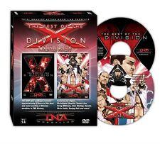 TNA Wrestling Best Of X Division Twin Pack Vol I & II NEW DVD WWE WWF ECW WCW
