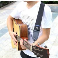 Durable Guitar Strap Adjustable Shoulder Strap For Electric Guitars Accessories