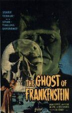 Ghost Of Frankenstein Poster 11x17 Mini Poster