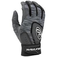 Rawlings Youth 5150 Baseball Batting Gloves - Black (NEW) Lists @ $22