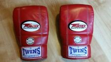Twins Boxing,Kick Boxing,Muay Thai Leather Bag Gloves Top Quality