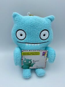 "Ugly Dolls Ice-Bat RARE Plush Toy 9"" Inch Blue Warmly Yours Surprise New w/Tags"