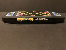 Vintage 1979 Coleco ZAP! Electronic Challenge Handheld Game Working