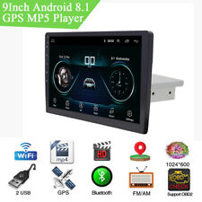 """9 """" Touchscreen 1 Din Auto GPS MP5 FM Player Spiegel Link Android TPMS 1 + 16G"""