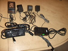 Set of 6 Power Supply Units AC Adapters Cisco Sony HP LKG Nokia ADP-30RB 12V