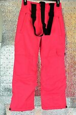 New Firefly Guenther AquaBase Elite Snowboad Ski Snow Pants Size Girls XS Pink