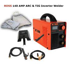 ROSS 140 AMP Inverter Welder for ARC and TIG