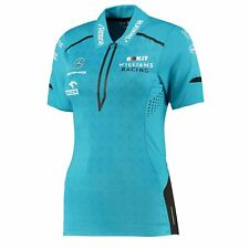 Williams Racing 2019 Team Performance Polo - Womens - Blue