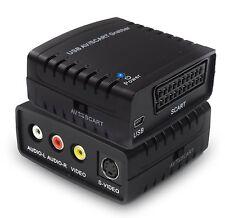 Usb Video Grabber Adapter - Audio Video Scart Grabber Zum Scannen Von Videos
