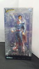 DC COMICS KOTOBUKIYA ARTFX PLUS JUSTICE LEAGUE SUPERMAN 1/10 SCALE FIGURE STATUE