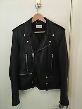 Leather Motorcycle Coats & Jackets for Men