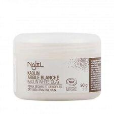 Najel Bianco Argilla in Polvere a secco pelli sensibili 90g