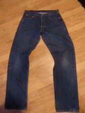 mens levi 501 jeans - size 32/32 great condition
