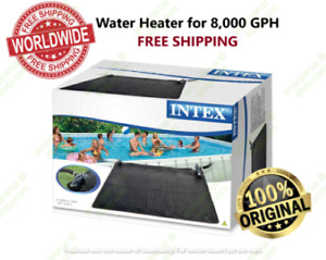 Intex Solar Mat 28685 Above Ground Swimming Pool Water Heater for 8,000 GPH NEW