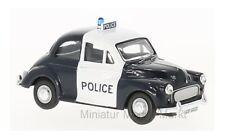 #VA05809 - Vanguards Morris Minor 1000 - RHD - Police - 1:43