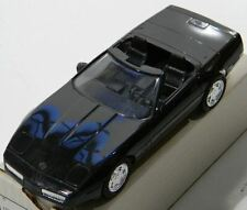 1989 Corvette Convertible Black Amt/Ertl Collectible Promo 6063Eo