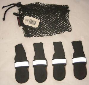 Original All-Weather Muttluks Dog Shoes Boots Fleece Lined Itty Bitty Mini