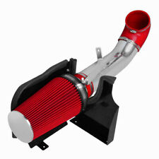 Cold Air Intake System/Kit+Heat Shield Red for 99-06 GMC/Chevy V8 4.8L/5.3L/6.0L