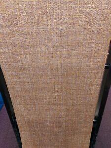 Embellish, Brown & Gold Hessian Textured Wallpaper