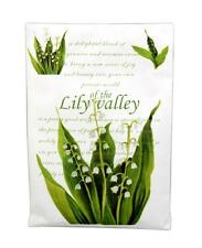 Multi Usages Lily of The Valley Fragrance Sachet 15gm/ Car/ Room/ Drawer Scent