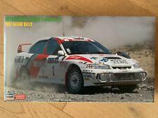 +++ Hasegawa 1/24 Mitsubishi Lancer Evo IV,1997 Safari Rally 20395