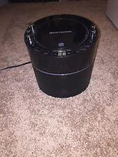 electrohome Karaoke Machine in black