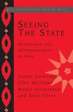 Seeing the State: Governance and Governmentality in India Contemporary South As