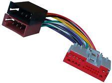 Adaptador cable enchufe ISO para autoradio de Land Rover Freelander 2005+
