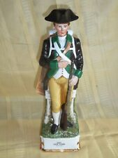 Original 1969 Grenadier 3rd New York 1775 ,porcelain decanter War Soldier