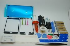 FASCIO di riparazione anteriore dello schermo, telaio, Loca Colla, acqua guarnizione adesiva Iphone 6 S Nero