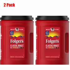 Folgers Classic Roast Ground Coffee (51 oz.)-2 Pack