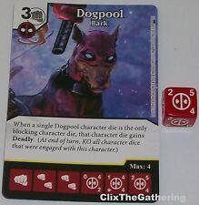 DOGPOOL: BARK 90 Deadpool Dice Masters Rare