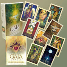 GAIA ORACLE by TONI CARMINE SALERNO Earth Mother Wisdom Transformation NEW
