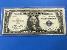 1935 $1 One Dollar DOUBLE DATE Silver Certificate