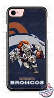 Denver Broncos Horse Logo Phone Case Cover Fits iPhone Samsung Google LG etc