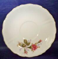 "Floral pattern 5 1/2"" tea cup Saucer"