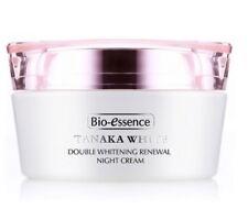 Bio Essence Tanaka White Double Whitening Renewal Night Cream 50g