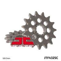 Suzuki RM250  04-11 JT Front Sprocket JTF432SC 13 Teeth
