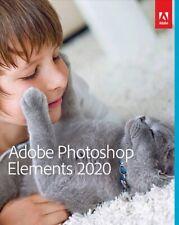 Adobe Photoshop Elements 2020 1 PC or Mac Full Version Download UK EU