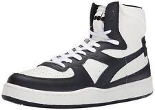 Diadora Men's MI Basketball Shoes White/Black Size-10.5 M US