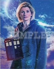 Jodie Whittaker signed 5x7 Autograph Photo RP - Free ShipN! 11th Doctor Who
