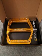 """Burgtec Mk5 pedals Bullion New """" Other colours available 👀"""""""
