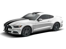 Genuine 3M 1080 G212 Gloss Black Metallic Twin Stripe kit for Ford Mustang 2015+