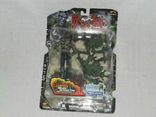 The House of the Dead, Series 1, Johnny w/Axes & Frogs. New in Unopened Box