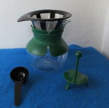 BODUM pour over caffè pronti coffee maker 0,5 L VERDE permanent filter