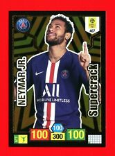 LIGUE 2019-2020 20-Adrenalyn Panini Card SUPERCRACK n. 467 - NEYMAR JR - PSG