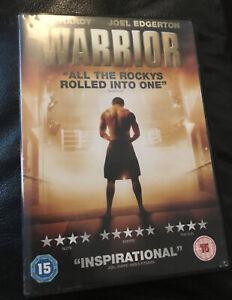 WARRIOR TOM HARDY 2012 BOXING DVD