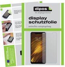6x Xiaomi Pocophone F1 Protector de Pantalla protectores mate dipos