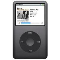 Apple iPod Classic 7th Generation (120GB) - Black
